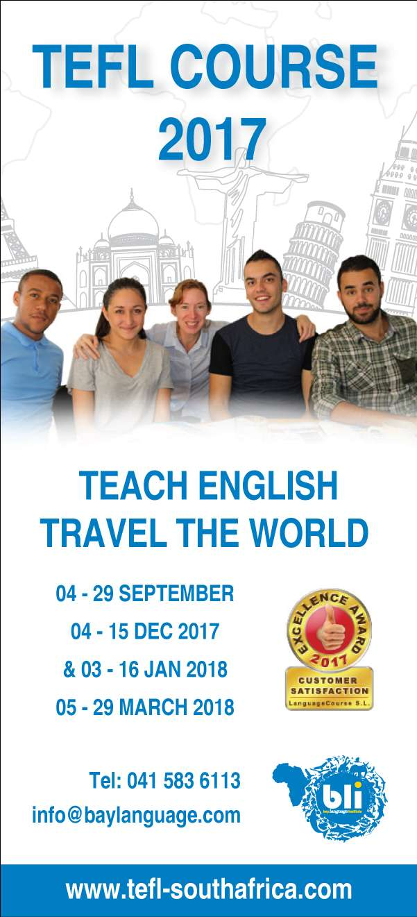 Print Ad - Think Local Kouga Sept/Oct Sep '17